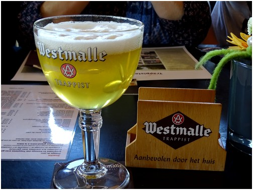 Westmalle article