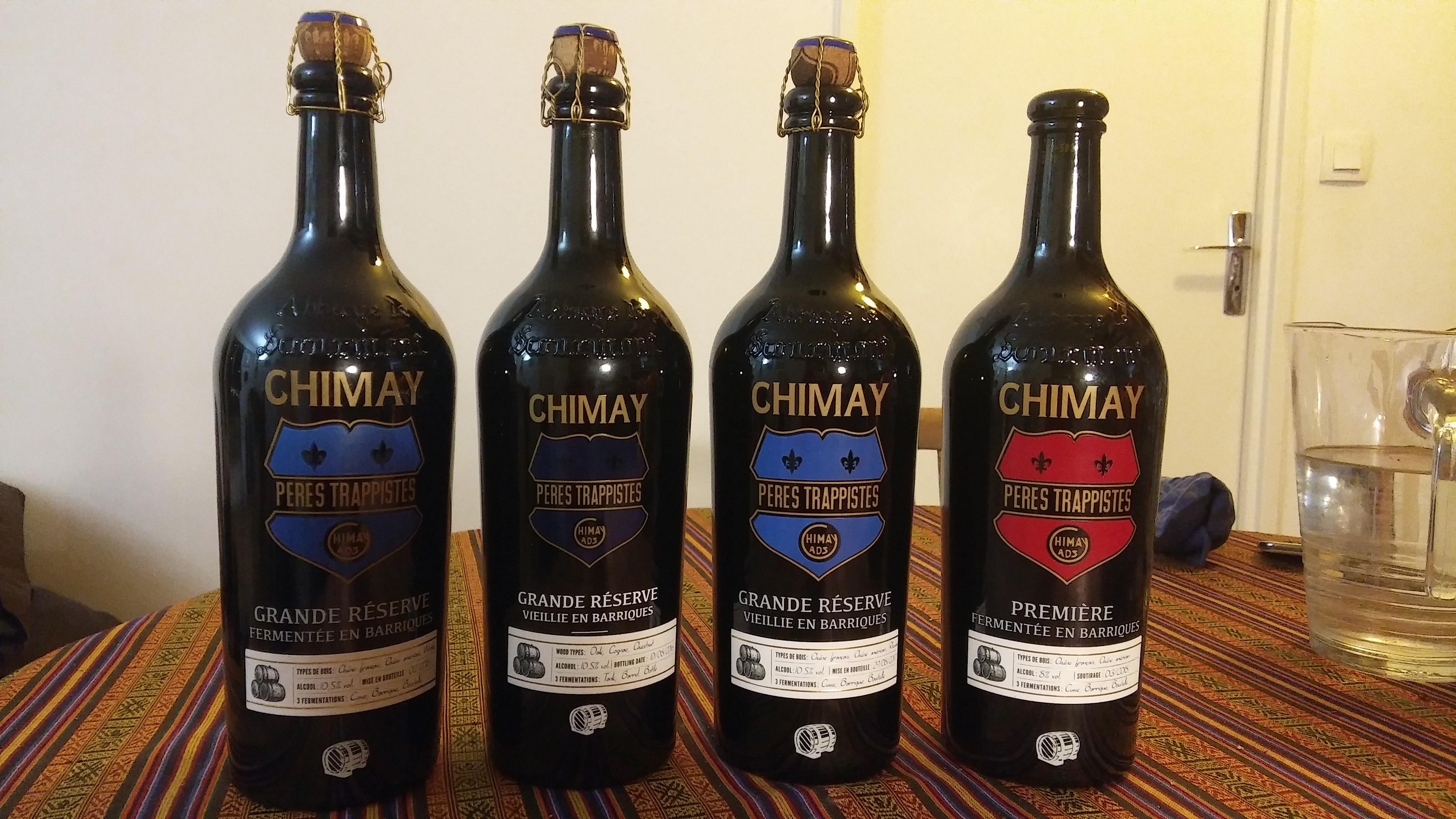 Chimay fûts